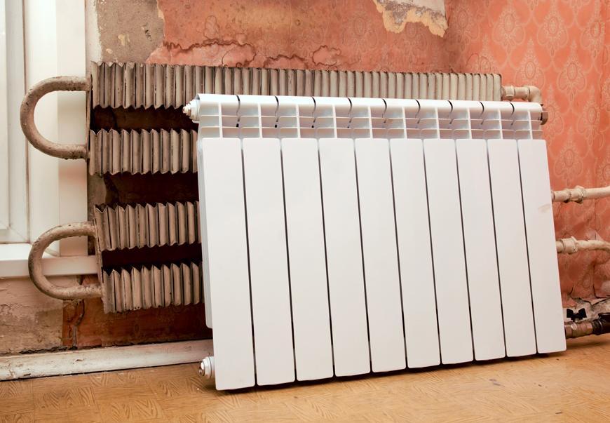 Как подобрать радиатор