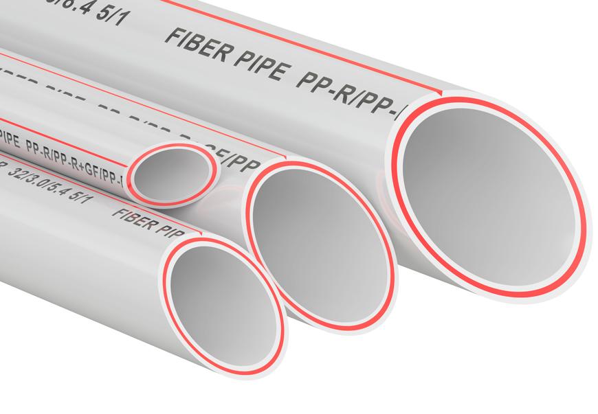 Трубы – металлопластик или полипропилен.